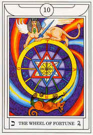 GD TAROT_Wheel