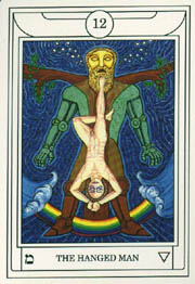 GD TAROT_Hanged Man