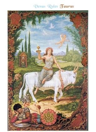 Venus in Taurus, astrology Tara Greene