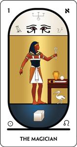 Arcanum One of the Tarot